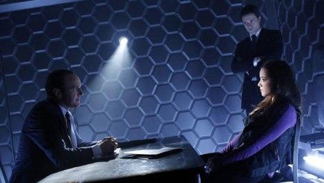 Agentes das Shield