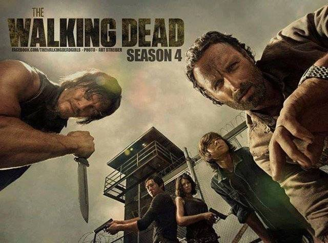 The Walking Dead quarta temporada parte 2