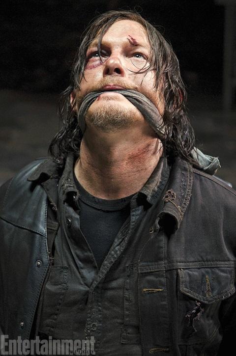 The Walking Dead temporada 5 Daryl