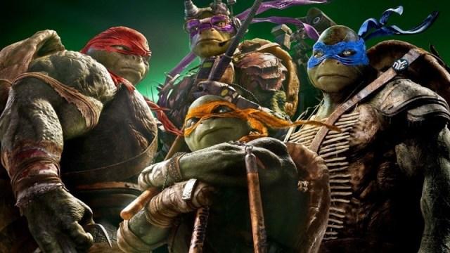 As Tartarugas Ninja filme 2014 poster