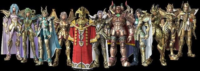 Cavaleiros de Ouro A lenda do santuário
