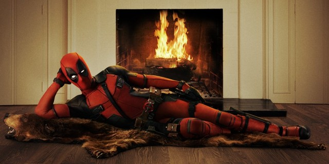 Deadpool filme novo