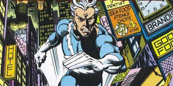 Mercurio Marvel quadrinhos
