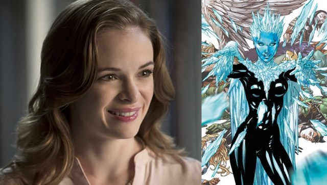 Caitlin Snow Nevasca Killer Frost Flash