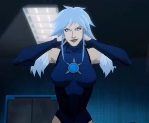 Killer frost esquadrão suicida assault on arkham louise lincoln
