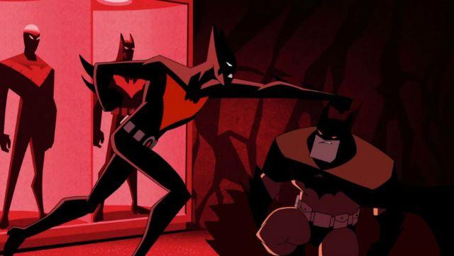 Batman do Futuro versus Batman