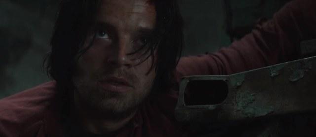Capitão América 3 Guerra Civil Bucky voltando para o lado bom