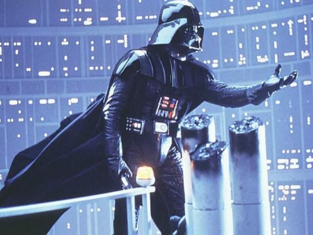 Lado Negro da Força Darth Vader