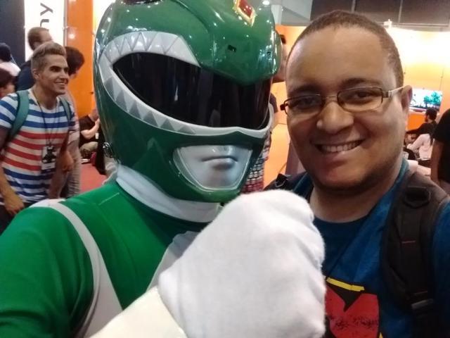 Dino Ranger Verde