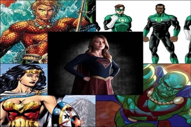 HeroTv 4 Universo DC serial capa