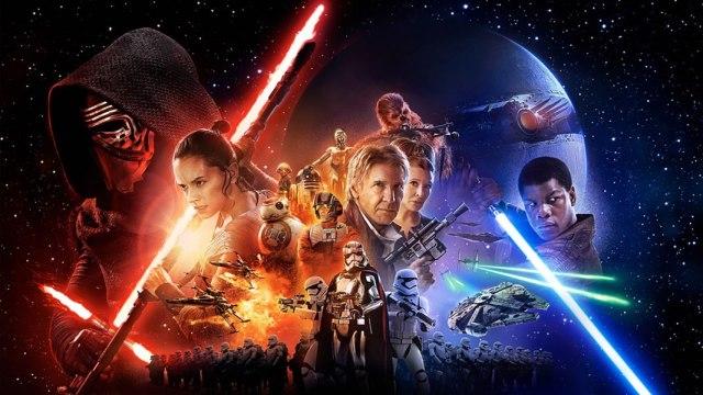Star Wars O despertar da Força poster episódio 7