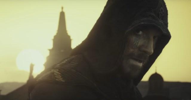 Assassin's Creed filme Michael Fassbender Callun Lynch