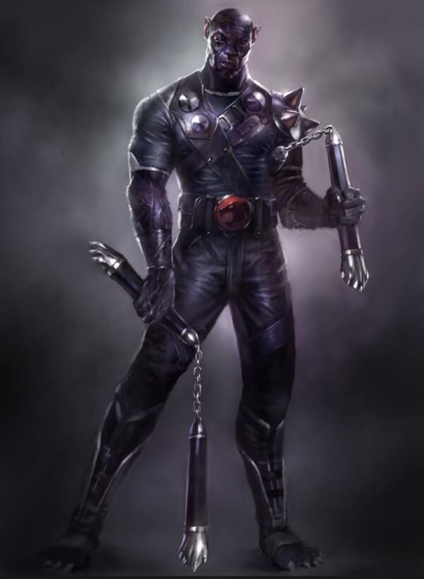 ThunderCats realista Panthro real