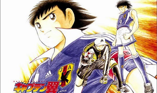 a6200205a6 Super Campeões 2018  Remake de Captain Tsubasa versão chinesa
