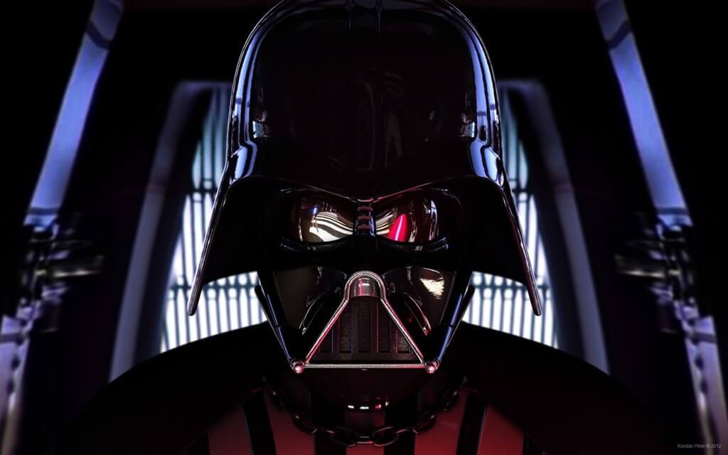darth vader rogue one - uma história star wars