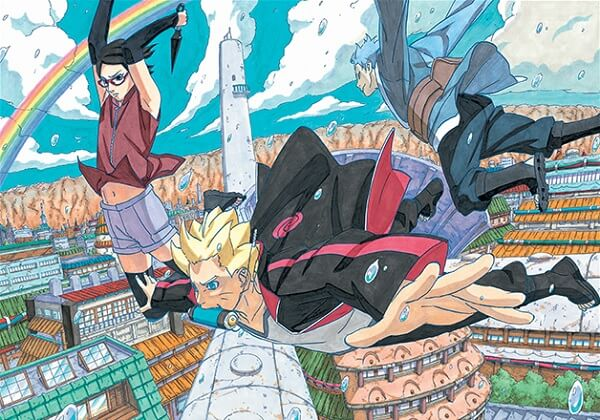 naruto next generation boruto anime