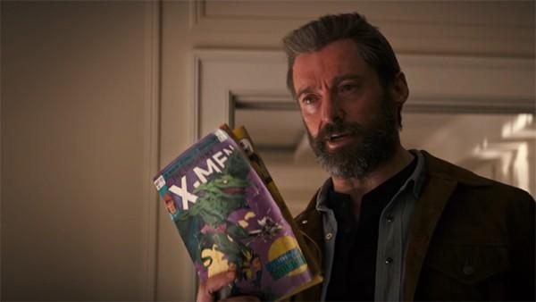 Logan quadrinhos x-men