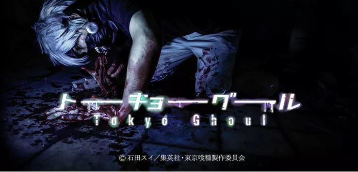 Tokyo Ghoul Live Action: Veja agora o trailer do filme!