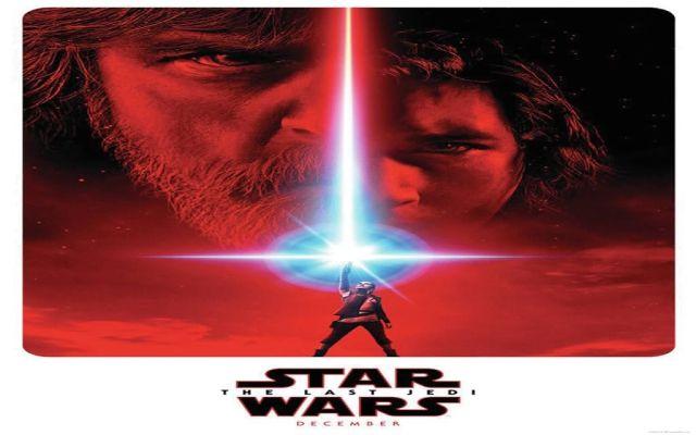 star wars episódio 8 Luke Skywalker Lado Cinza da Força Jedi Cinza