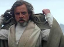 star wars episódio 8 Luke Skywalker