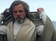 star wars episódio 8 Luke Skywalker