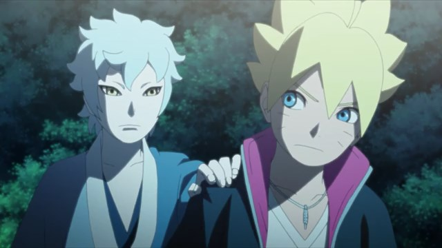 BORUTO NARUTO NEXT GENERATIONS Episodio 13