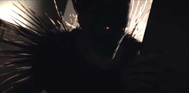 Ryuk trailer filme Death Note Netflix