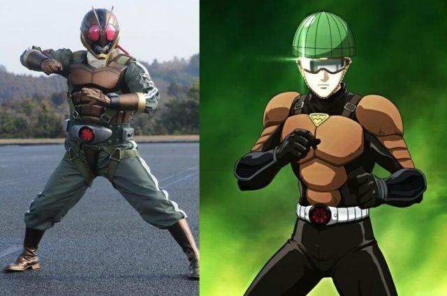 Mumen Rider Kamen Rider