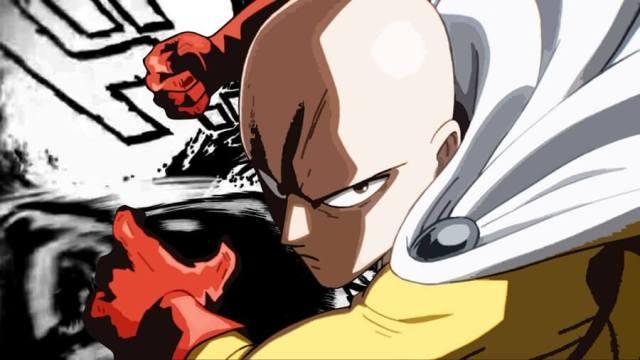 Saitaman One Punch Man Top 10 referências