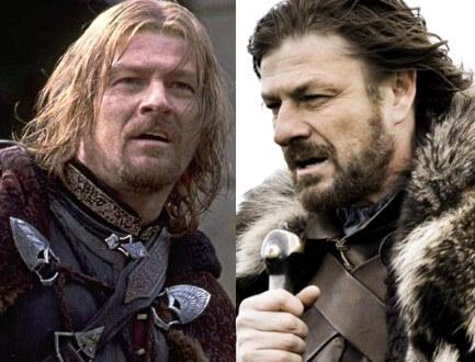 Boromir versus ned stark crossover heroi x heroi