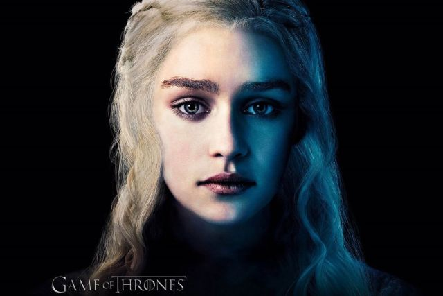 Game of Thrones Daenerys Targaryen vilã