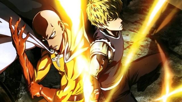 One Punch Man melhores animes da Netflix
