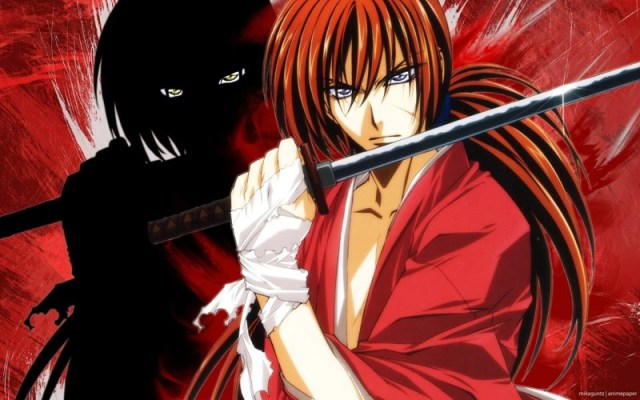 Rurouni Kenshin samurai x melhores animes da netflix