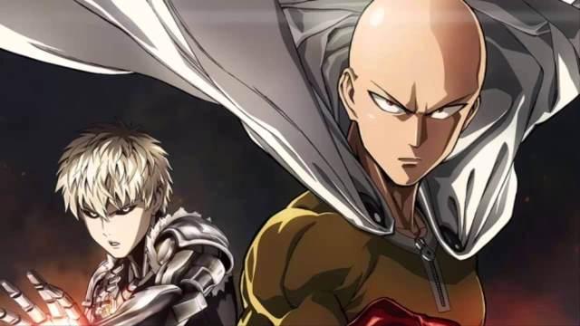 Animes 2018 one punch man