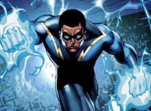 Raio Negro quadrinhos Black Lightning