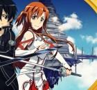 Sword Art Online netflix soa Kirito e Asuna