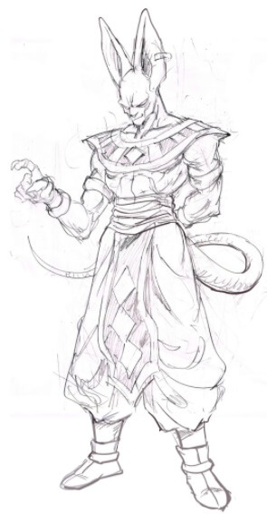 Desenhista De One Punch Man Homenageia Dragon Ball Z Heroi X