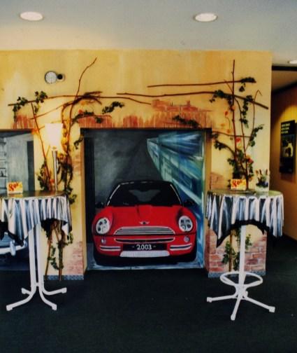 Eröffnung BMW/Cooper Autohaus in Rothenburg/Wümme