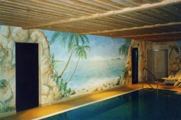 Schwimmbad Harzhotel Mühlenberg in Steina