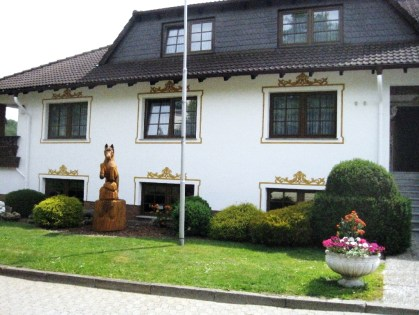 Harzhotel zum Mühlenberg in Steina