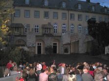 Schwarze Brüder - Musical in Bückeburg - Premiere
