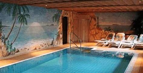 Schwimmbad im Harz