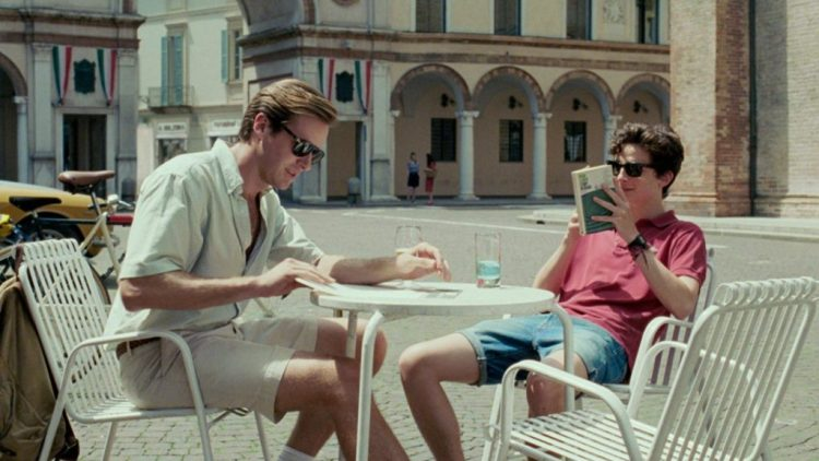 call me by your name armie hammer timothee chalamet