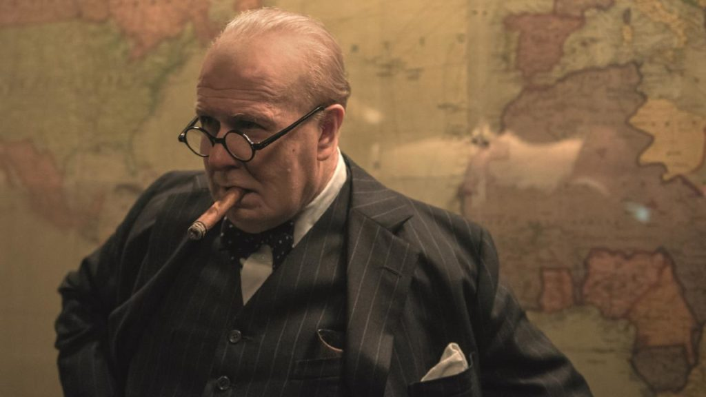 Darkest Hour Winston Churchill Gary Oldman
