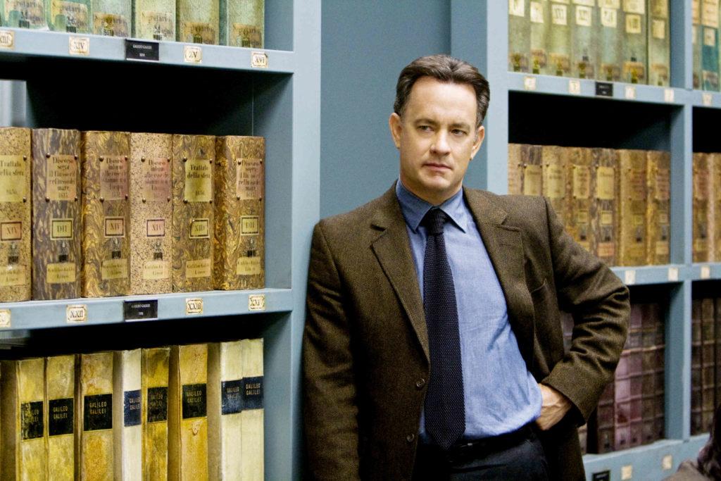 Robert Langdon Angels and Demons Dan Brown Origin Tom Hanks
