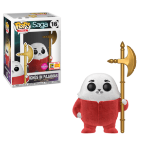 Ghus Saga Funko Pop Flocked SDCC 2018 Exclusive