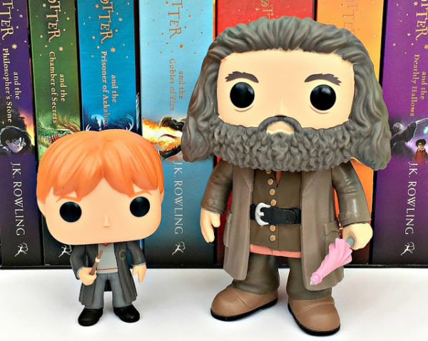 Harry Potter series Funko Pop