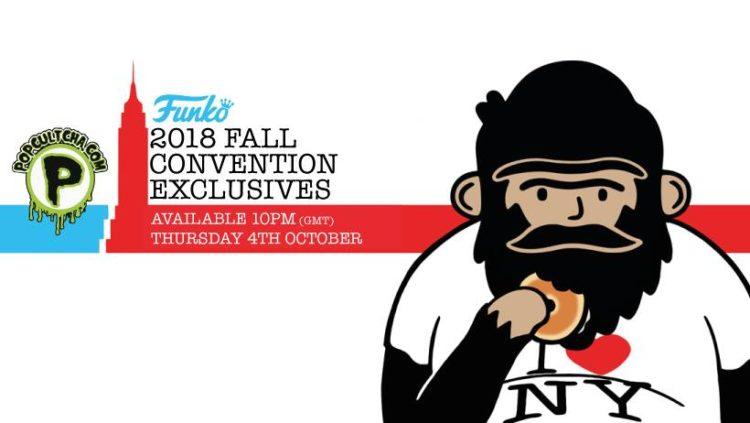 Popcultcha NYCC Exclusive 2018