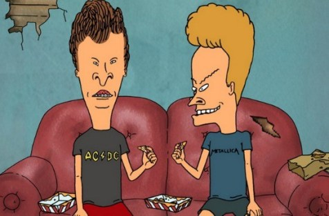 Beavis and Butthead MTV