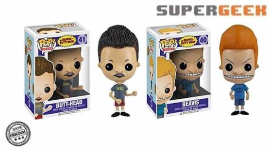 Beavis and Butthead Funko Pop!